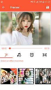 Video Maker from Photos Music amp video editor v1.0 screenshots 18