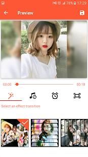 Video Maker from Photos Music amp video editor v1.0 screenshots 2