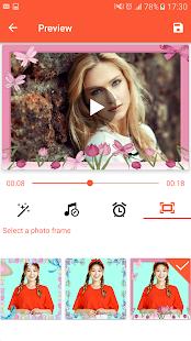 Video Maker from Photos Music amp video editor v1.0 screenshots 5