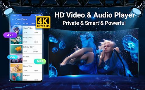 Video Player v2.9.8 screenshots 1