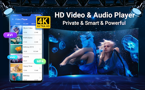 Video Player v2.9.8 screenshots 14