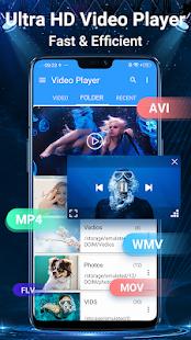 Video Player v2.9.8 screenshots 2