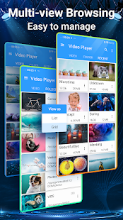 Video Player v2.9.8 screenshots 4