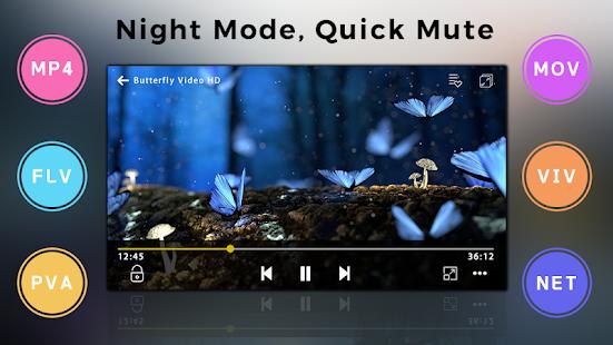 Video Player v63.0 screenshots 1