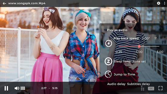 Video Player v63.0 screenshots 2