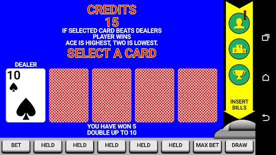 Video Poker Classic Double Up v6.20 screenshots 3