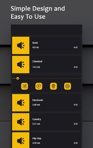 Video To Audio Converter UltraFast Mp3 Converter v3.0.7 screenshots 9