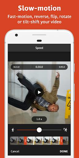 Videoshop – Video Editor v screenshots 2