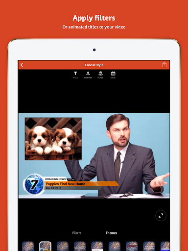 Videoshop – Video Editor v screenshots 4