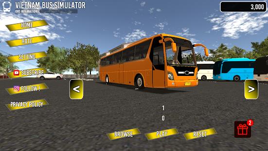 Vietnam Bus Simulator v2.6 screenshots 1