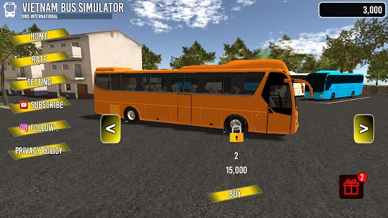 Vietnam Bus Simulator v2.6 screenshots 3
