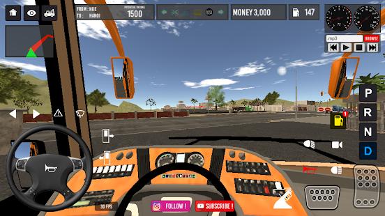 Vietnam Bus Simulator v2.6 screenshots 4