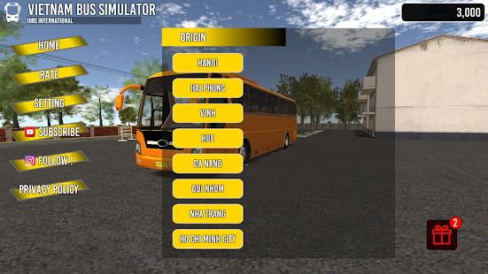 Vietnam Bus Simulator v2.6 screenshots 5