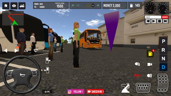 Vietnam Bus Simulator v2.6 screenshots 7