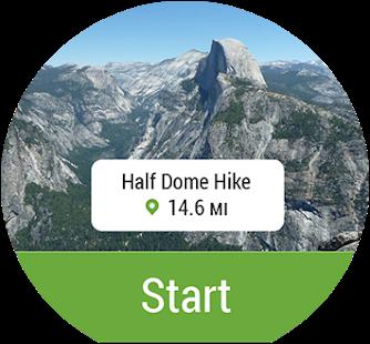 ViewRanger Trail Maps for Hiking Biking Skiing v10.11.32 screenshots 4