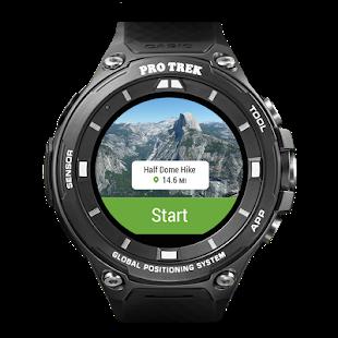 ViewRanger Trail Maps for Hiking Biking Skiing v10.11.32 screenshots 8
