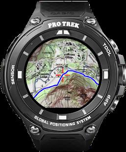 ViewRanger Trail Maps for Hiking Biking Skiing v10.11.32 screenshots 9