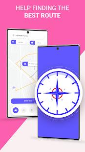 Voice GPS Driving Directions Lite GPS Navigation v3.0.6 screenshots 2