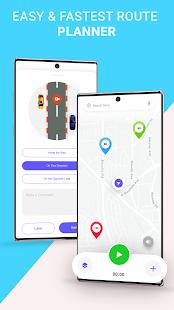 Voice GPS Driving Directions Lite GPS Navigation v3.0.6 screenshots 4