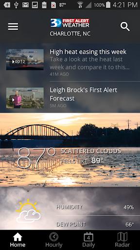 WBTV First Alert Weather v5.3.700 screenshots 1