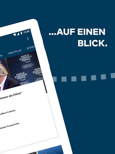 WELT News Nachrichten live v6.7.3 screenshots 14