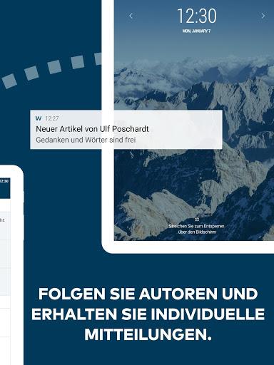 WELT News Nachrichten live v6.7.3 screenshots 16