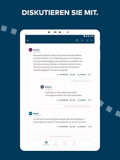 WELT News Nachrichten live v6.7.3 screenshots 17