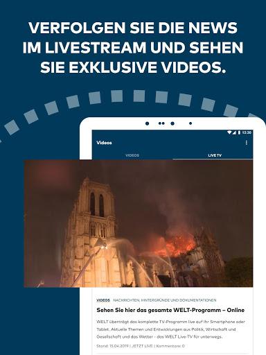 WELT News Nachrichten live v6.7.3 screenshots 19