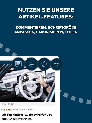 WELT News Nachrichten live v6.7.3 screenshots 20