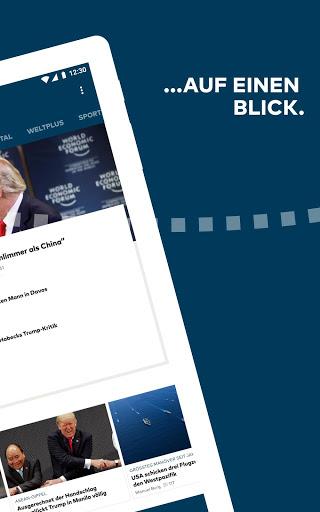 WELT News Nachrichten live v6.7.3 screenshots 6