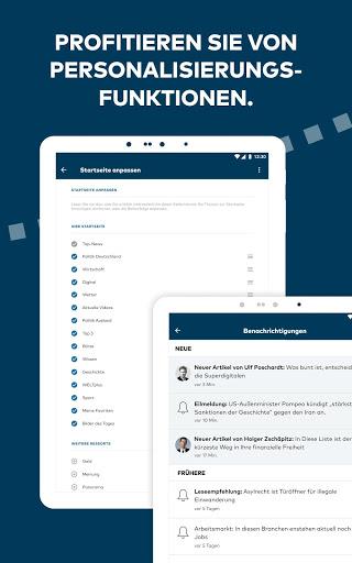 WELT News Nachrichten live v6.7.3 screenshots 7
