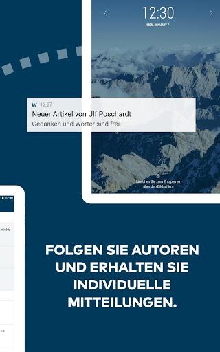WELT News Nachrichten live v6.7.3 screenshots 8