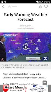 WFSB Channel 3 Eyewitness News v screenshots 2