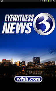 WFSB Channel 3 Eyewitness News v screenshots 5