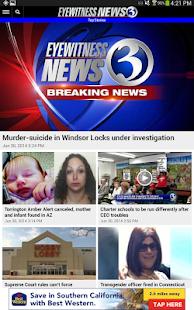 WFSB Channel 3 Eyewitness News v screenshots 6