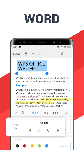 WPS Office – Free Office Suite for WordPDFExcel v14.4.1 screenshots 2