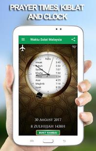 Waktu Solat Malaysia v18.06.64 screenshots 1