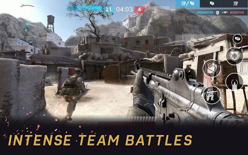Warface GO Gun shooting game. FPS battles online v2.6.0 screenshots 1