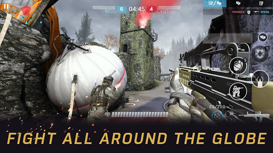 Warface GO Gun shooting game. FPS battles online v2.6.0 screenshots 10