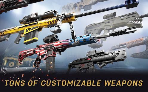 Warface GO Gun shooting game. FPS battles online v2.6.0 screenshots 3
