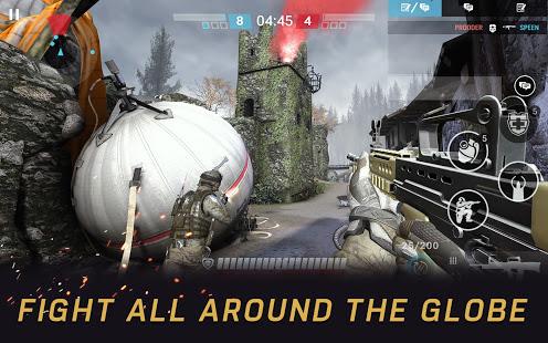 Warface GO Gun shooting game. FPS battles online v2.6.0 screenshots 4