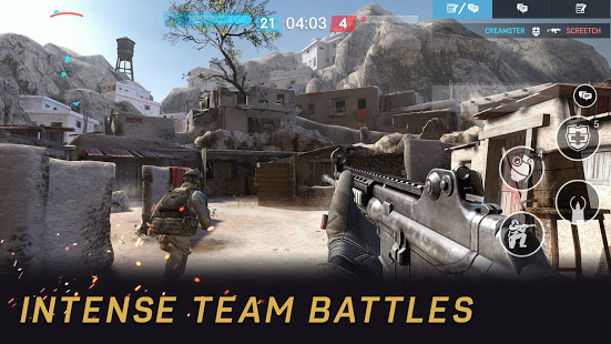 Warface GO Gun shooting game. FPS battles online v2.6.0 screenshots 7