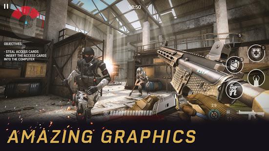 Warface GO Gun shooting game. FPS battles online v2.6.0 screenshots 8