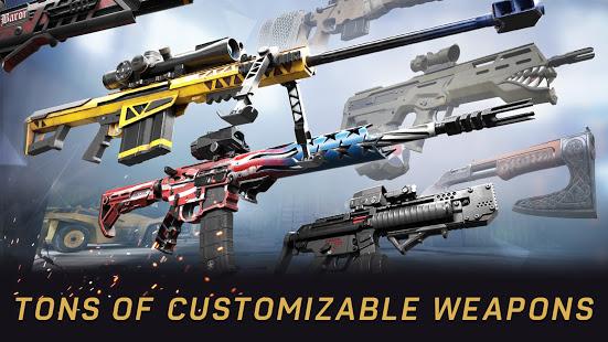 Warface GO Gun shooting game. FPS battles online v2.6.0 screenshots 9