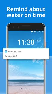 Water Time Tracker amp Drink Reminder v11.1.6 screenshots 4