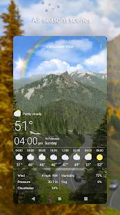 Weather Live Wallpapers v1.64 screenshots 1