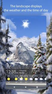 Weather Live Wallpapers v1.64 screenshots 2