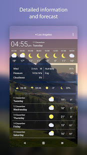 Weather Live Wallpapers v1.64 screenshots 3