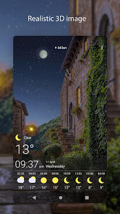 Weather Live Wallpapers v1.64 screenshots 4