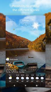 Weather Live Wallpapers v1.64 screenshots 5